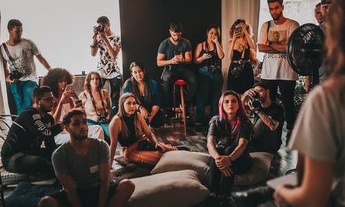 readers - Workshops are essential for storytelling